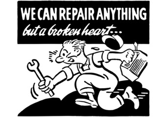 We Can Repair Anything