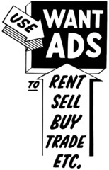 Use Want Ads