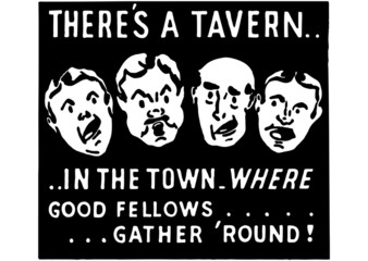 There's A Tavern