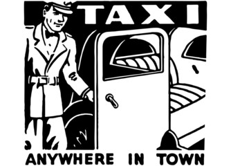 Taxi Anywhere In Town