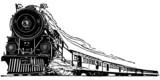 Steam Locomotive - 74231796