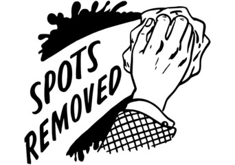 Spots Removed