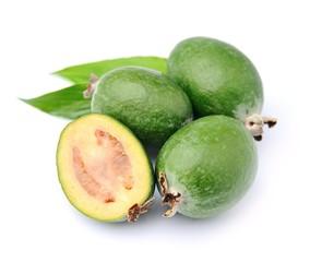 Feijoa fruits