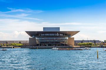 Opera house in Copenhagen
