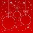 Etiquettes Rondes (joyeuses fêtes noël joyeux)