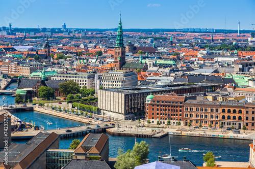 Foto op Aluminium Scandinavië Copenhagen, Denmark