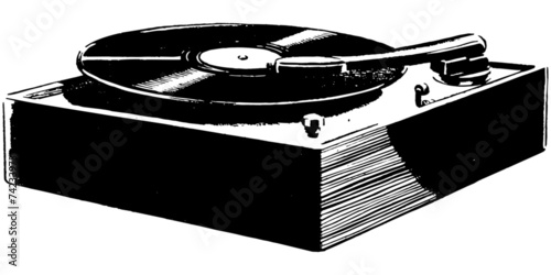 Record Player - 74233973
