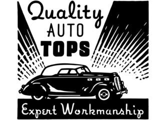 Quality Auto Tops