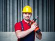 handyman portrait