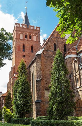 Kościół Świętej Katarzyny w Brodnicy (brodnicka fara) - 74236594
