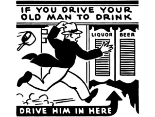 If You Drive Your Old Man