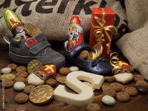 Aluminium Snoepjes Pakjesavond, St Nicholas Day