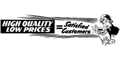 High Quality Low Prices