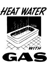 Heat Water With Gas