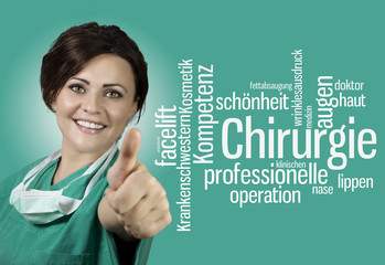 Portrait nurse
