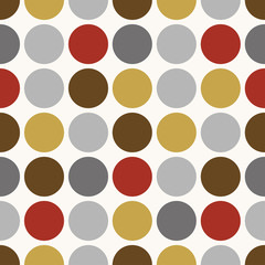 seamless pattern dot