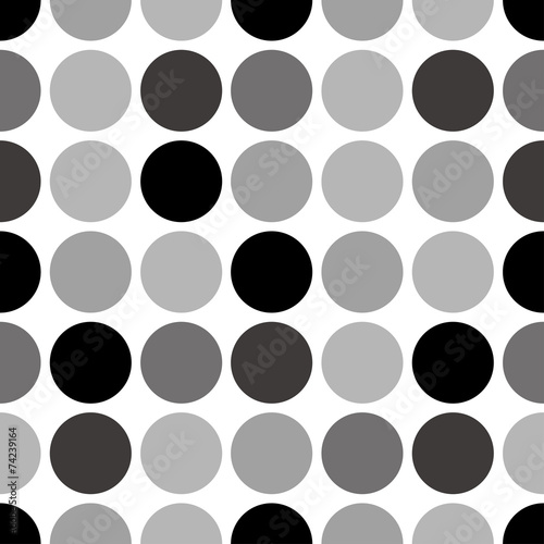 seamless pattern dot © turbo