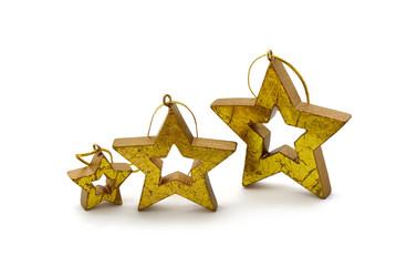 3 goldene Sterne
