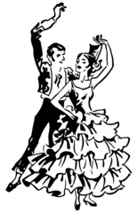 Flamenco Dancers 2