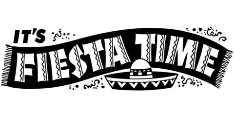 Fiesta Time Banner