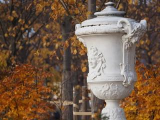 Jardines del Palacio de la Granja en Segovia