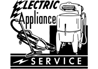 Electrical Appliance Service