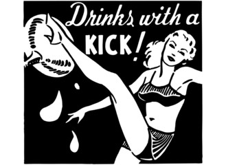 Drinks With A Kick