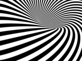 Optical Illusion Wormhole - 74241755