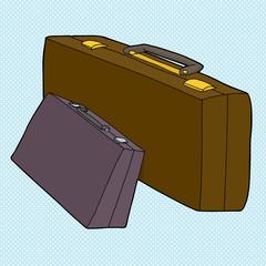 Different Suitcases