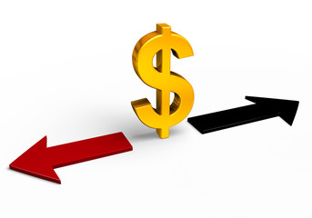 Which Direction Will The Dollar Go?