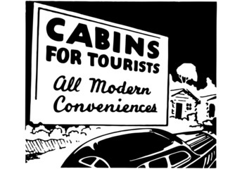 Cabins For Tourists