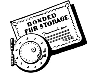 Bonded Fur Storage