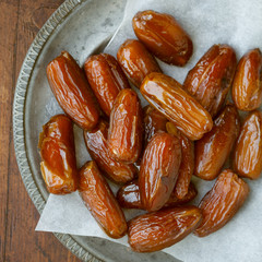 Dried dates - datteri