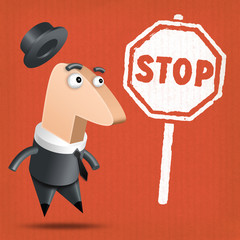 Polygone - Stop !