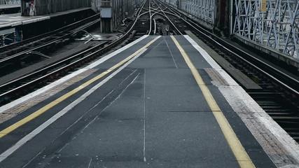 Railway overground London