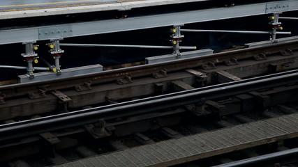 Railway station Embankment London