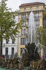 Lugano - Stadtzentrum