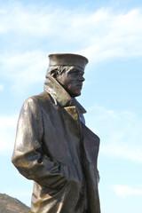 salor statue at the Golden gate bridge
