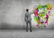 Creative thinking - 74252187