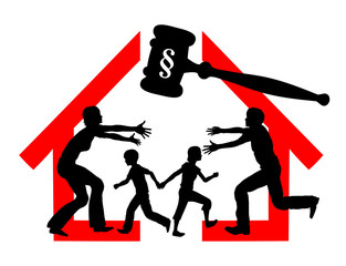 Divorce and Custody Rights