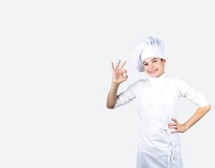 chef giovane