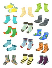 Socks for little boys