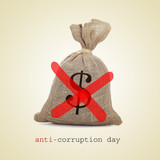 anti-corruption day poster