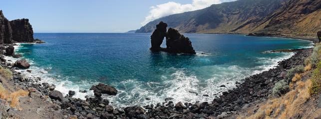 Las Playas and rocks Bonanza