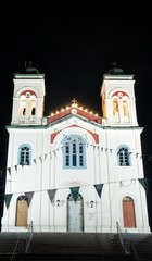 Church dedicated to the Assumption of the Virgin Mary, Paros