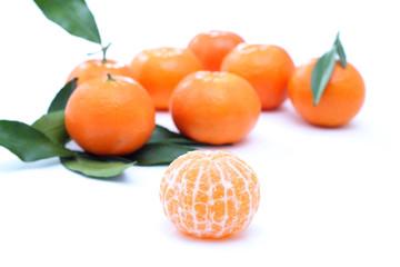 Mandarin oranges (tangerines)