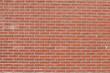 Pattern orange brick wall.