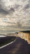 canvas print picture - Seven sisters