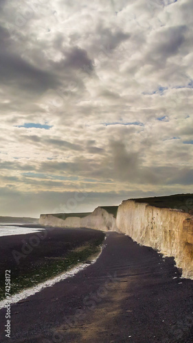 canvas print picture Seven sisters