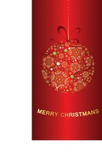 Merry Christmans Ball